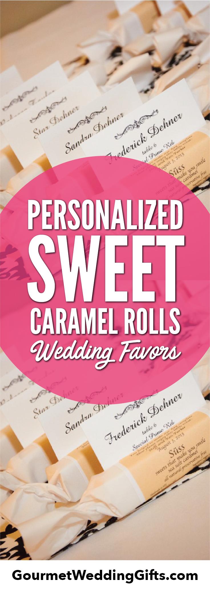 unique edible wedding favors   cute wedding ideas   personalized ...