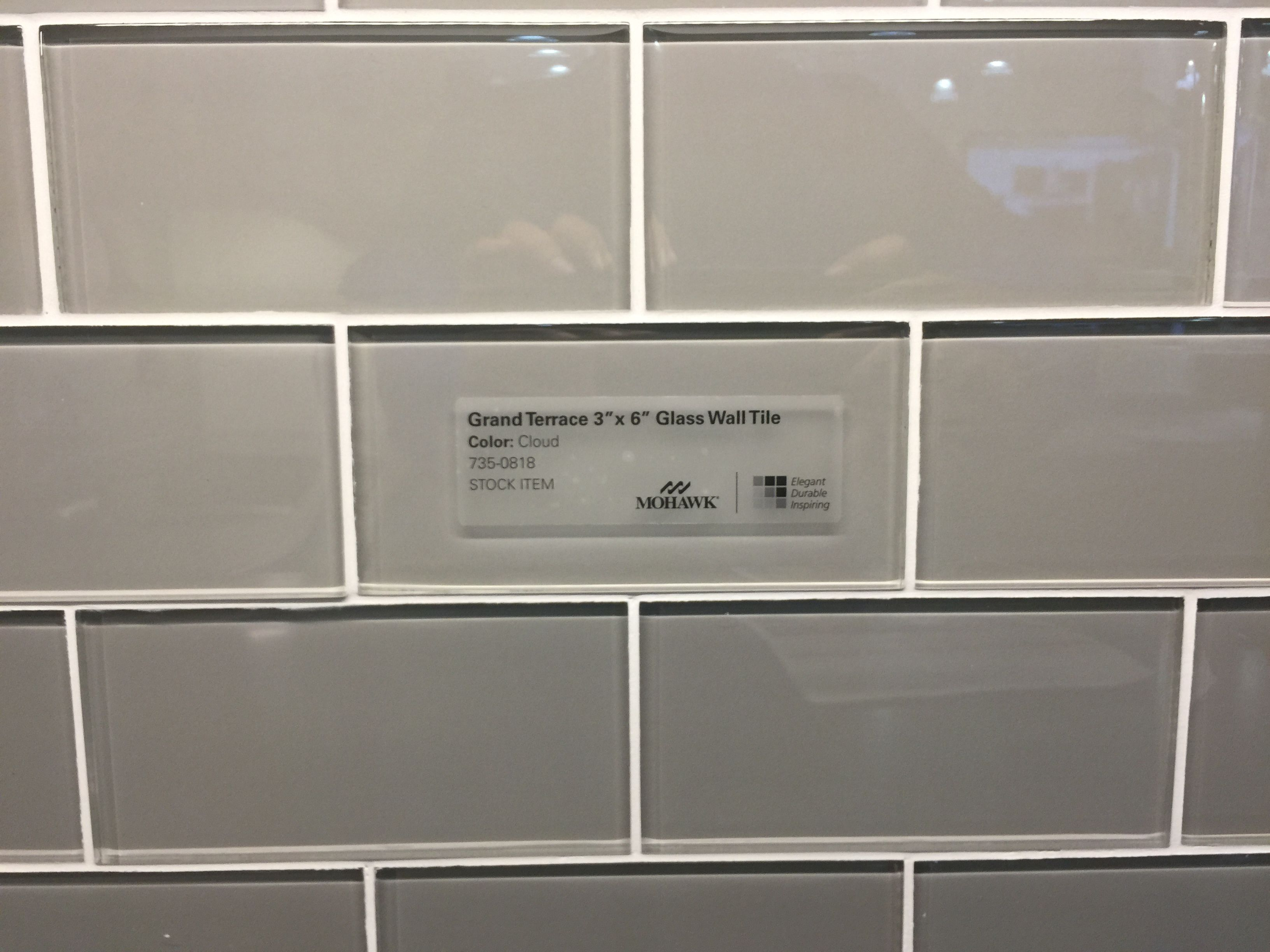 - Backsplash Tile I Love From #Menards For Kitchen Design! Diy
