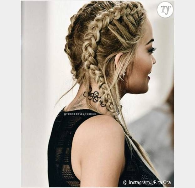 La tresse cornrow, la coiffure la plus cool de 2016
