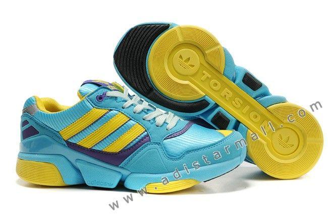 Centro de niños ventilador capacidad  adidas Originals Mega TORSION RVI Mens Running Shoes - Blue/Yellow |  Sneakers fashion, Sneakers, Sneaker shopping