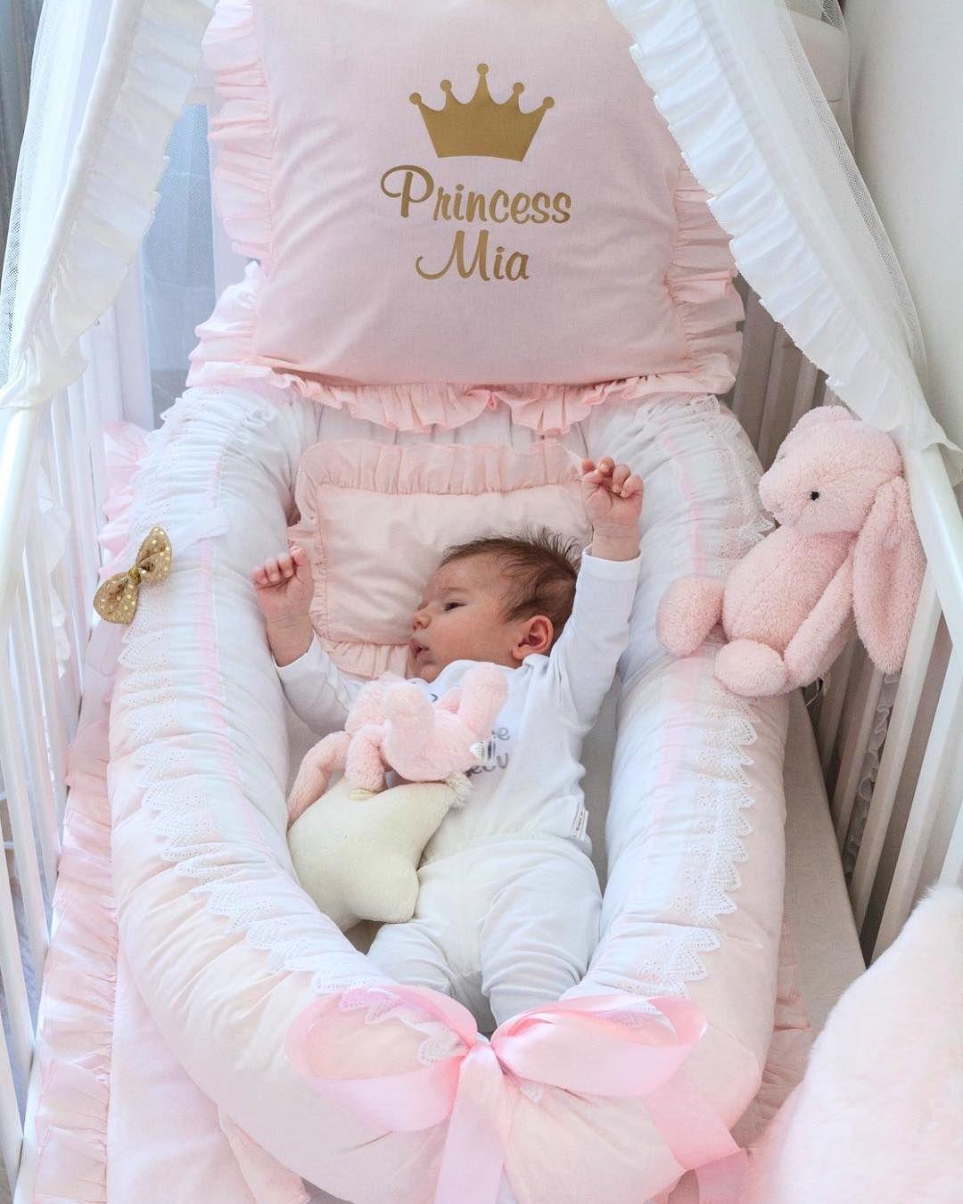 72 Likes 2 Comments Luxury Baby Fashion Luxury Baby Fashion On Instagram Morning Princess Baby Nursery Inspiration Baby Girl Nursery Room Luxury Baby Luxury newborn baby room