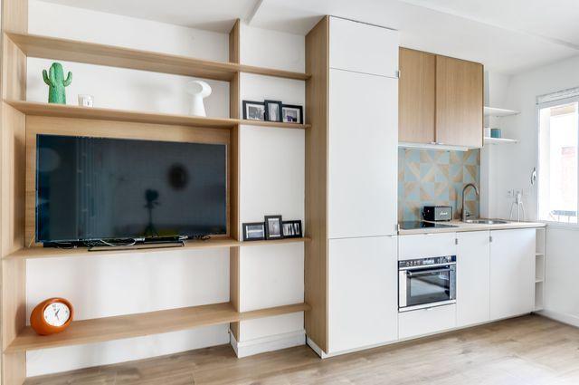 Des petites cuisines fonctionnelles et bien aménagées Kitchenette