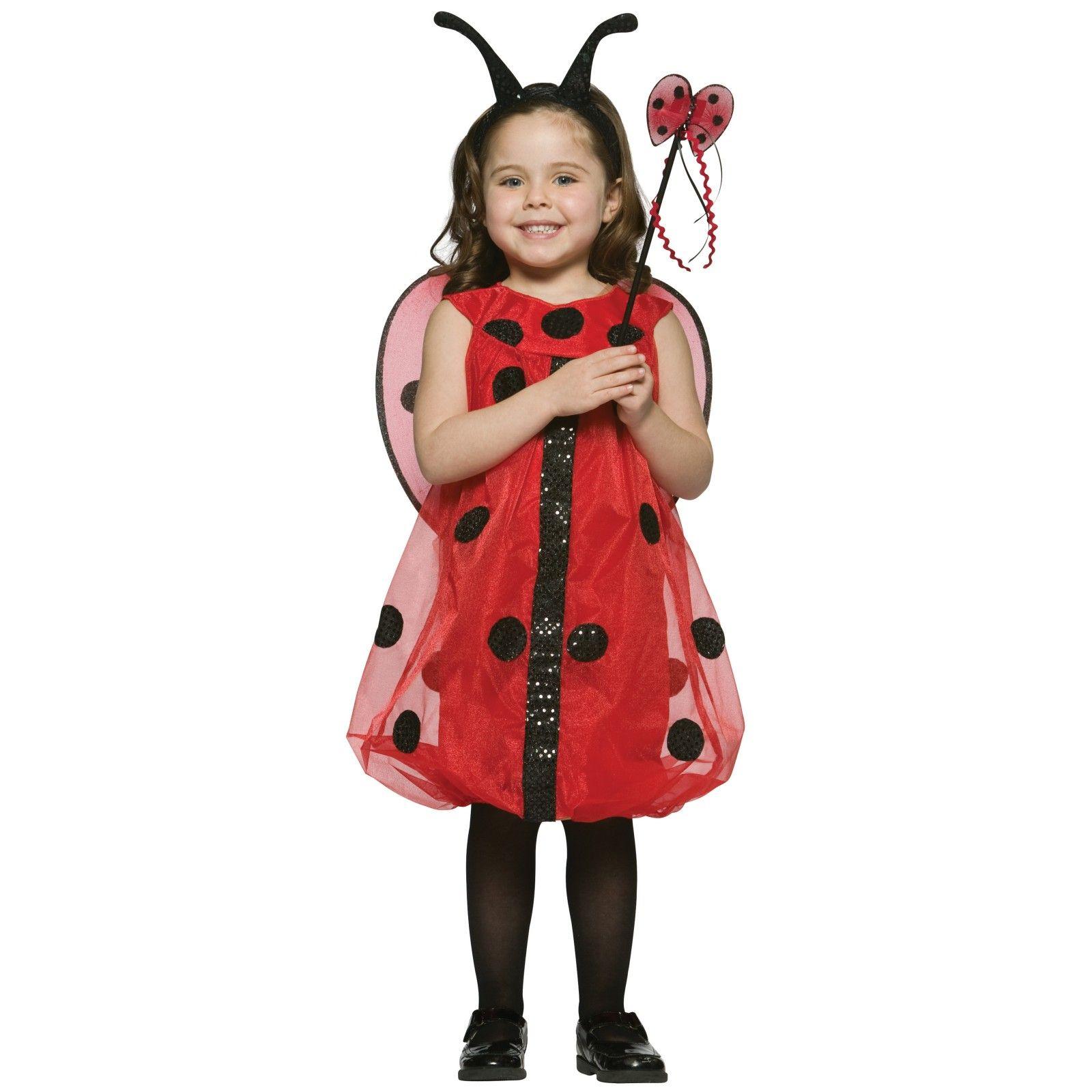 Ladybug Costume Child   Endroits à visiter   Pinterest 884889640f64