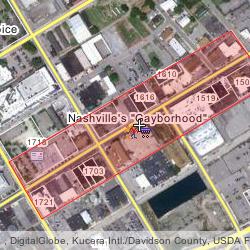 Where is Nashville's Gayborhood?