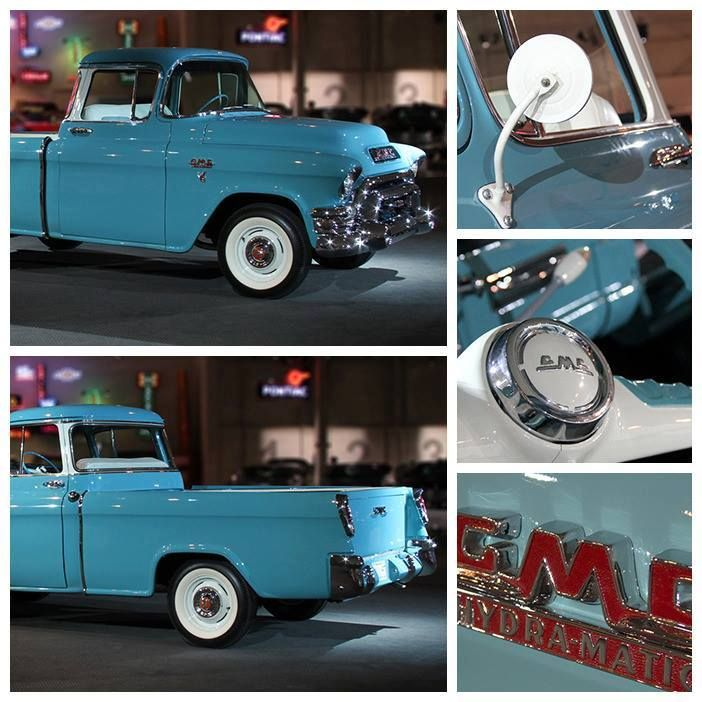 The 1956 Gmc Suburban Pickup Delivered Professional Grade Style