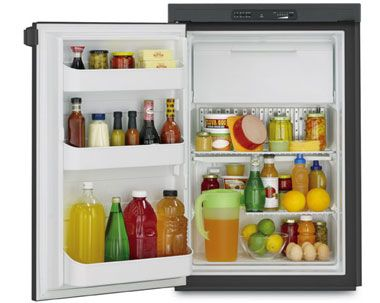 Dometic Rm2454 Americana Fridge Refrigerator Freezer Compact Refrigerator Refrigerator