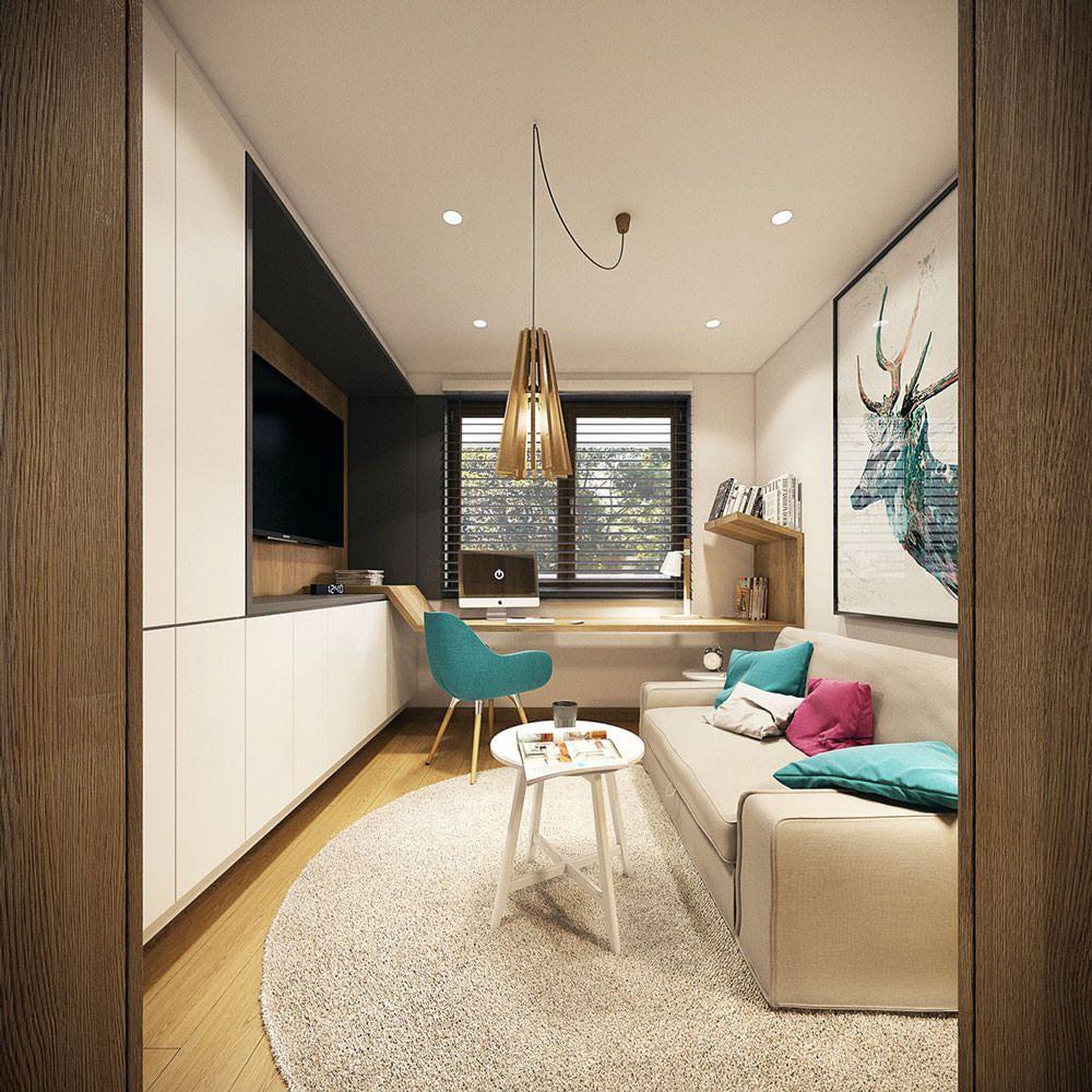 Stupendo appartamento stile moderno. Design elegante ad ...