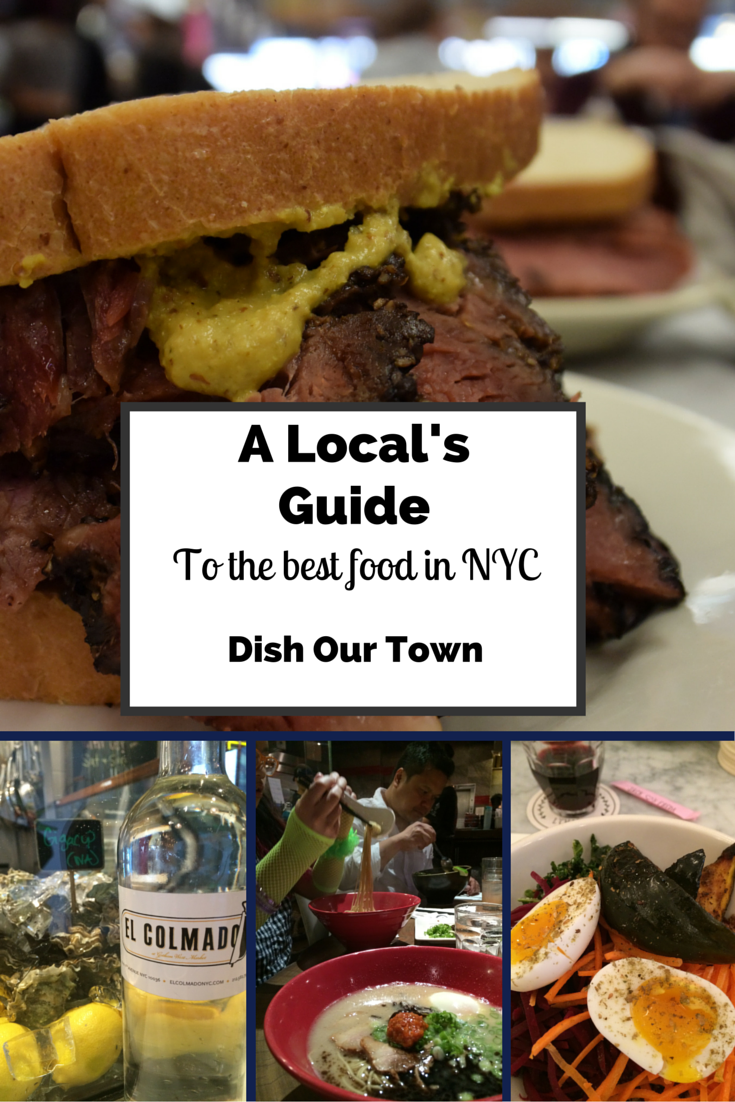 40 + Excellent Places To Eat The Best Food In NYC