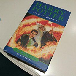 harry potter and the half blood prince 6 7