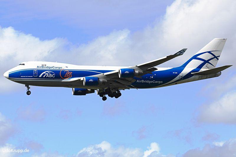 VQBIM, 14.07.2017 at Amsterdam, AMS, CN 35237, Boeing 747
