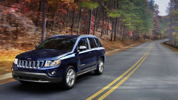 Jeep Compass >> Do you own one? Do you like it? Would you ...