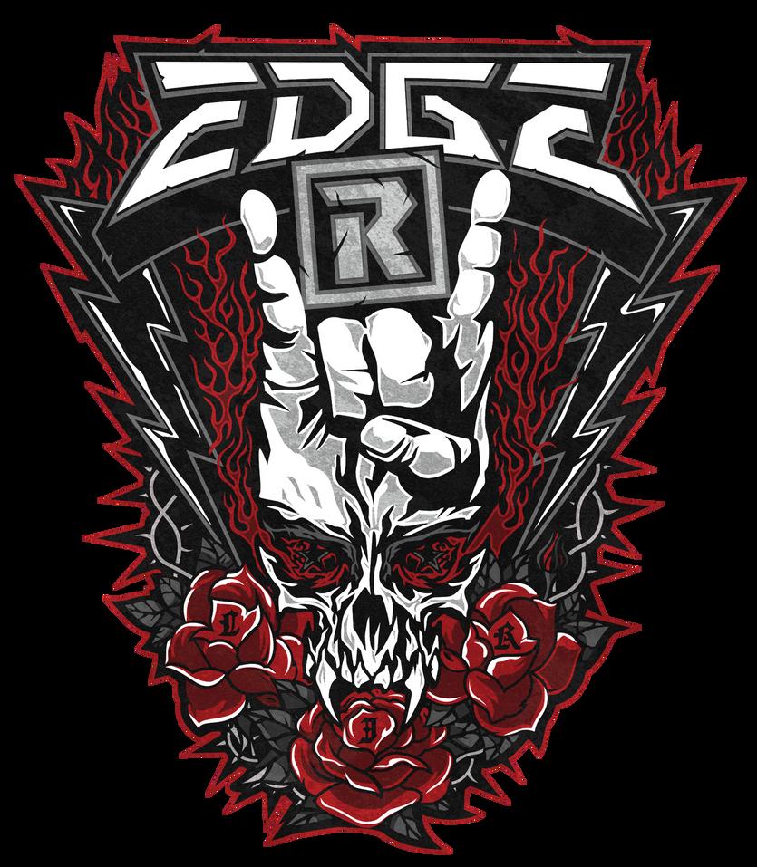 Wwe Edge Return Logo New Png By Berkaycan On Deviantart Wwe Edge Wwe Logo Wwe