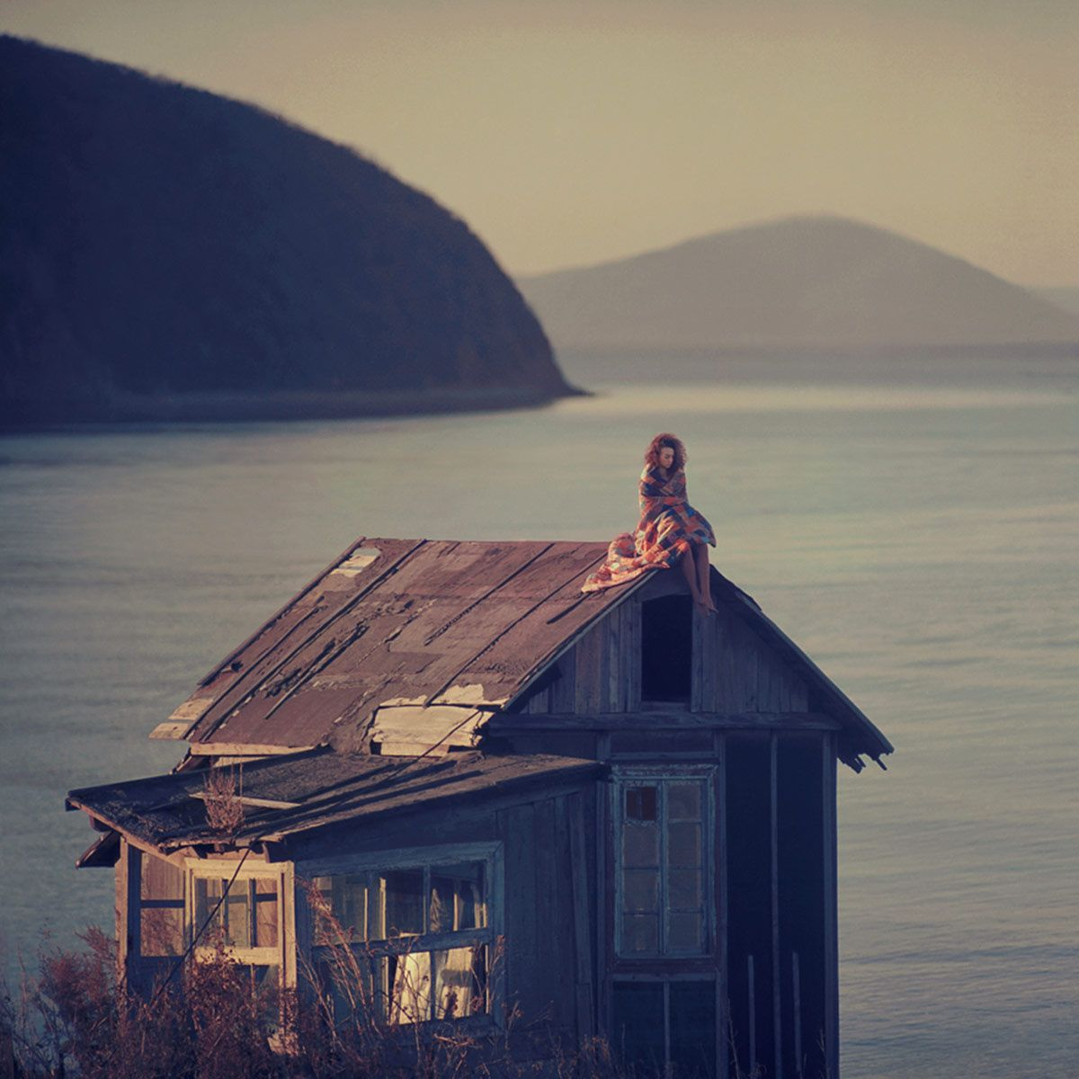 Fotografías fantásticas por Oleg Oprisco - By the lake | Galería de fotos 11 de 27 | AD MX