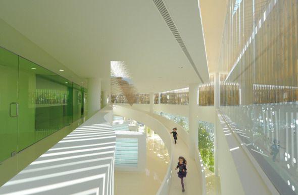 Rampa Edificio Hospital Buscar Con Google Rampas Y
