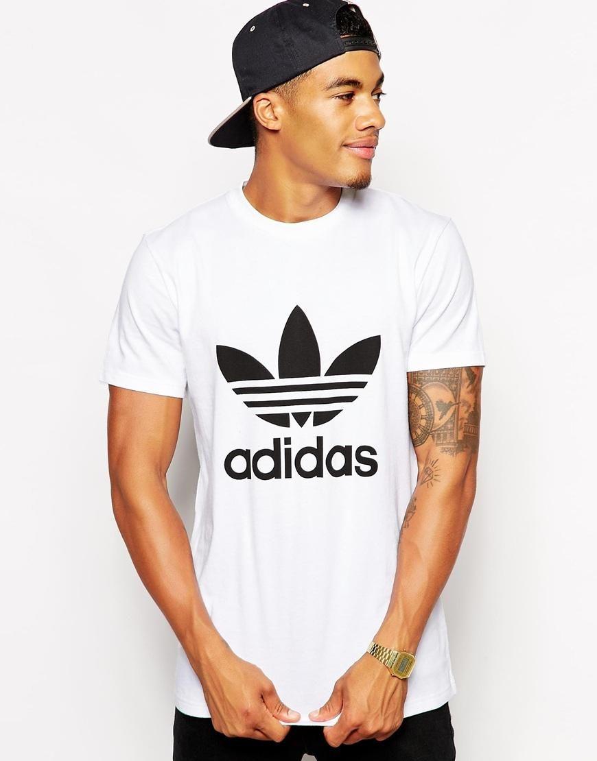 Adidas Originals | Adidas Originals Trefoil T-Shirt at ASOS