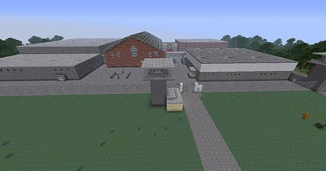 The walking dead world minecraft project walking deadprison the walking dead world minecraft project walking deadprison photos pinterest minecraft projects sciox Gallery