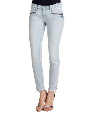 Natasha blue stretch jeans Sale - Tommy Hilfiger Sale