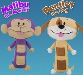 Sweet Stuffed Animal Seat Belt Cover Characters That Kids Will Fall