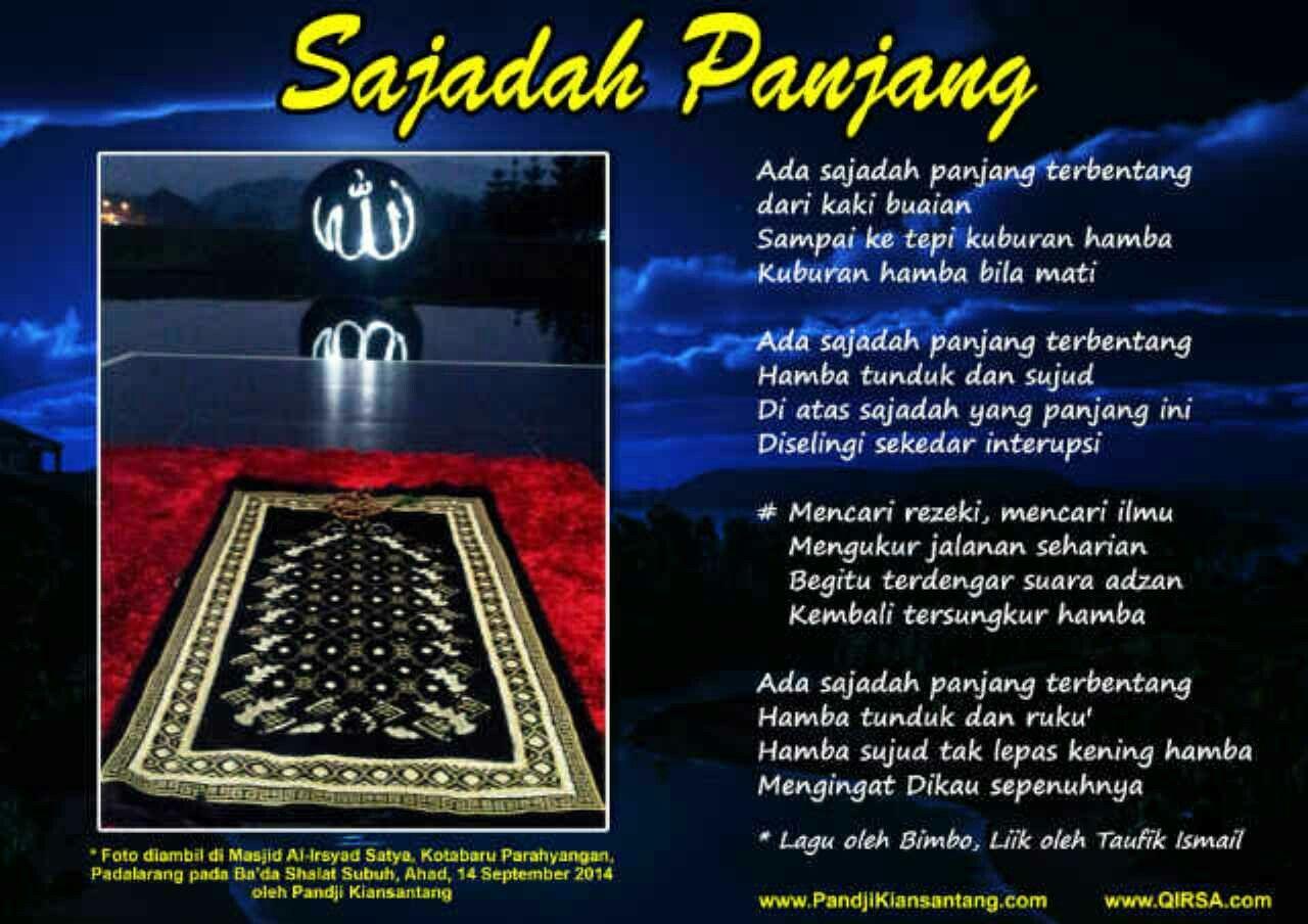 Pin Oleh Surya Zainuddin Panji Di Doa Islam Pengukur Suara Cari