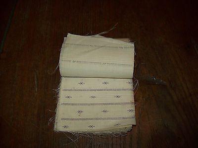 CA-1900-MERRIMACK-BERWICK-MADRAS-SAMPLE-BOOK-CLOTHING-FABRIC-TEXTILE-15-SAMPLES