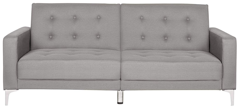 Amazon Com Safavieh Livingston Collection Lvs2000a Soho Orange Tufted Foldable Sofa Bed Kitchen Dining Convertible Sofa Bed Sofa Bed Futon Sofa Bed