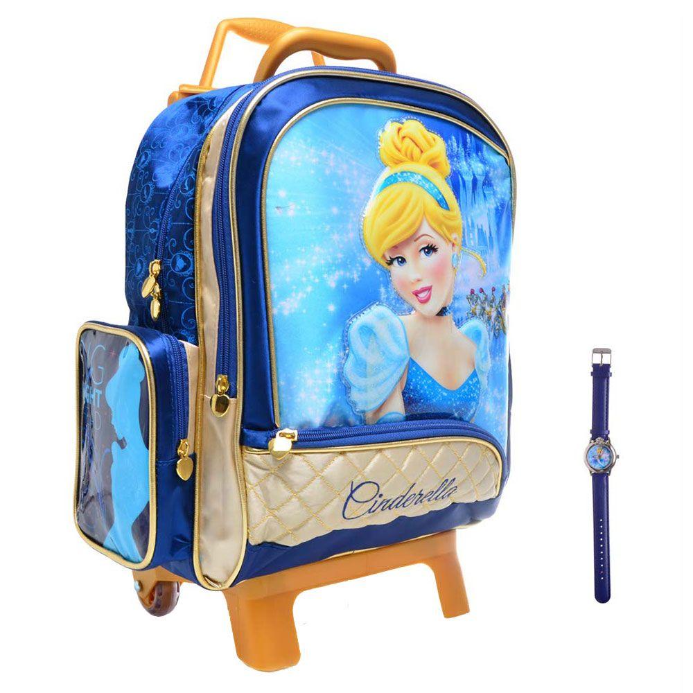 fdbcaf124 Confira essa coleção mágica da Dermiwil! As meninas vão adorar essa mochila  com rodinhas das