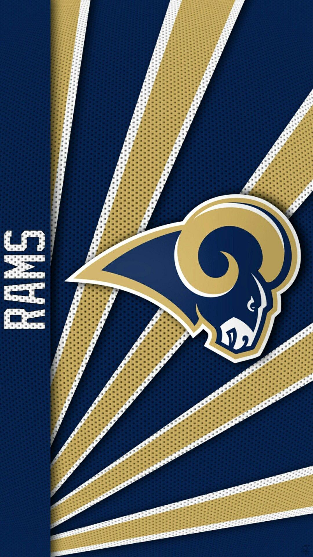 Go Rams Nfl Teams Logos Rams Football Los Angeles Rams
