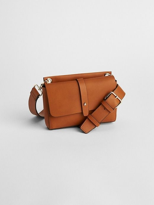 a69896e15a2d Gap Womens Belt Bag Cognac   Products in 2019   Bags, Belts for ...