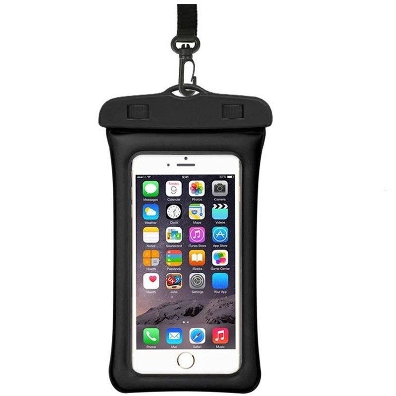2019 Runseeda 6inch Floating Airbag Swimming Bag Waterproof Mobile Phone Pouch Cell Phone Case For Swim Diving Su Mobile Phone Bag Mobile Phone Pouch Phone Bag