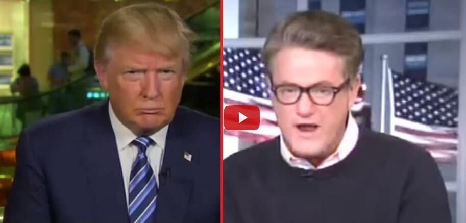 Watch: Trump Just Went After MSNBC So Hard They Cut To An Unscheduled Commercial Break  Trump took him up on his dare... MSNBC BLOCKED THE VIDEO!