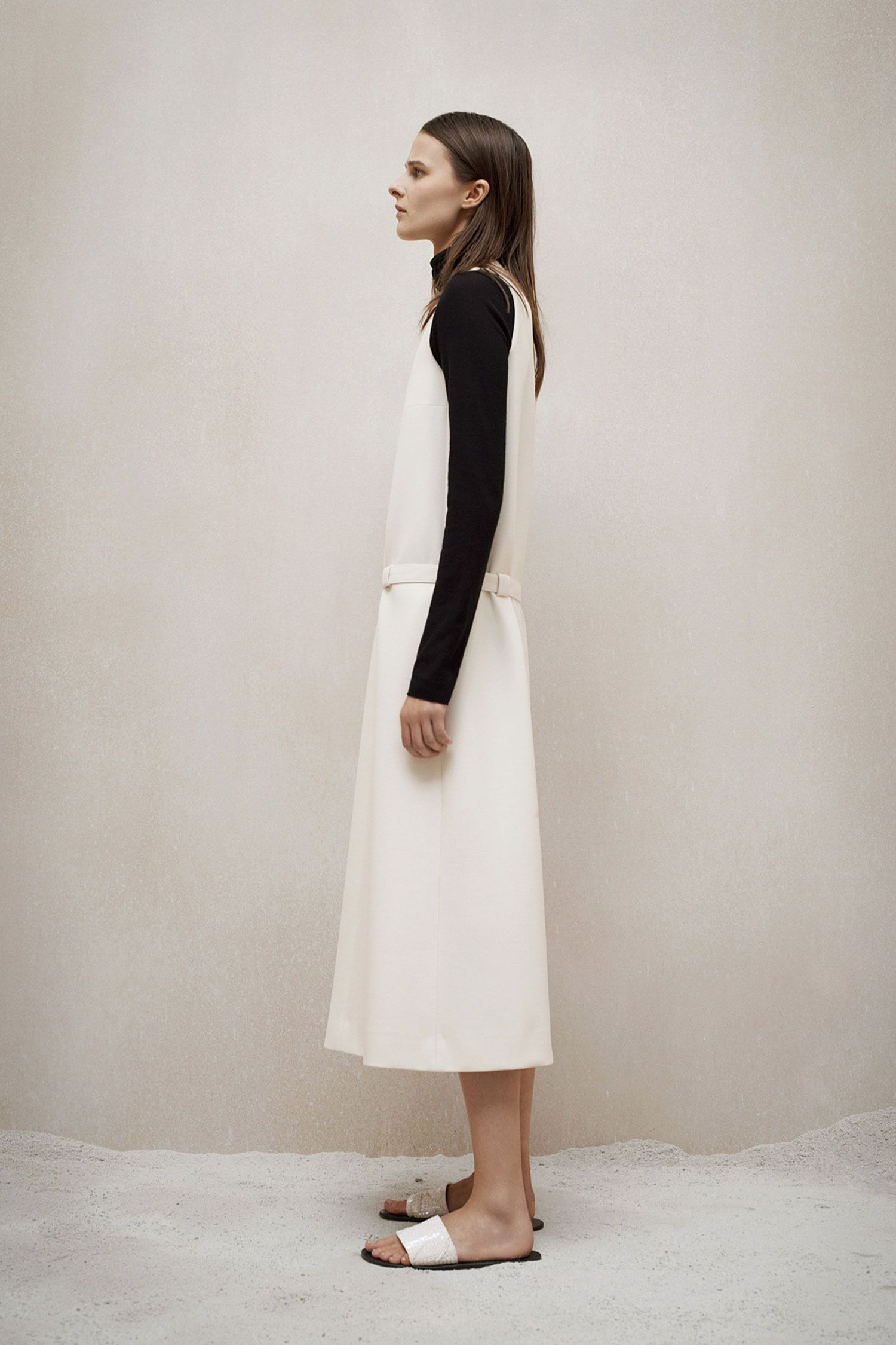 ways to be parisian in prefall jumper normcore and minimal chic