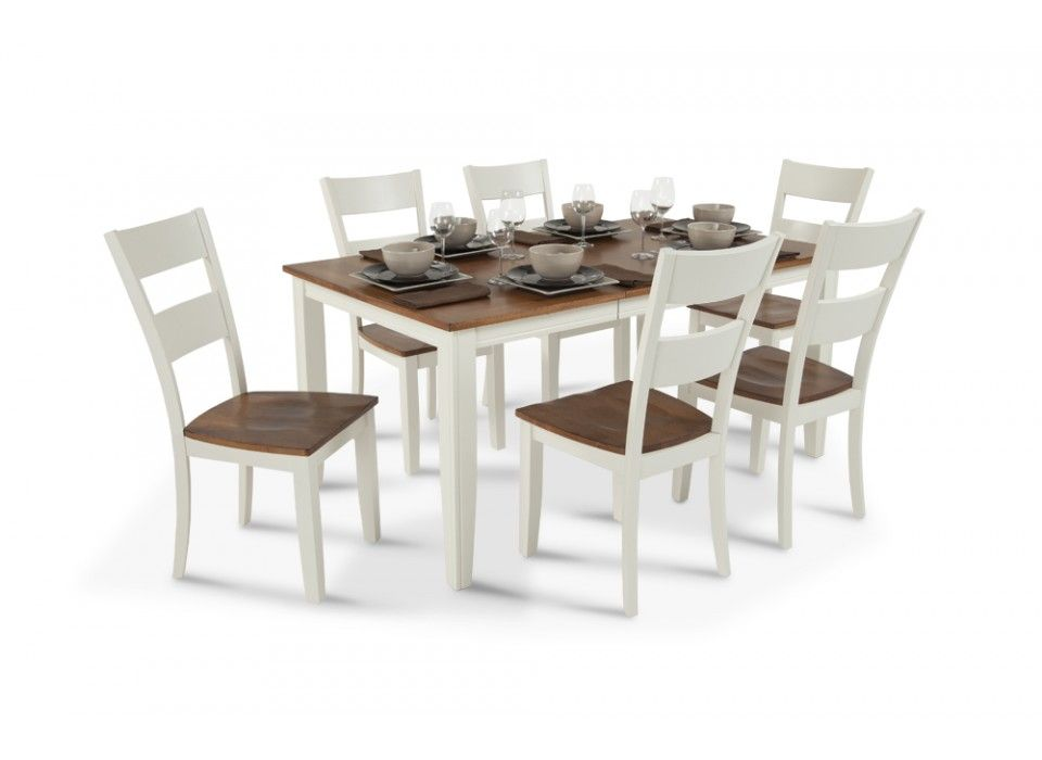 Blake Dining 7 Piece Set Bob S Discount Furniture Dining Room