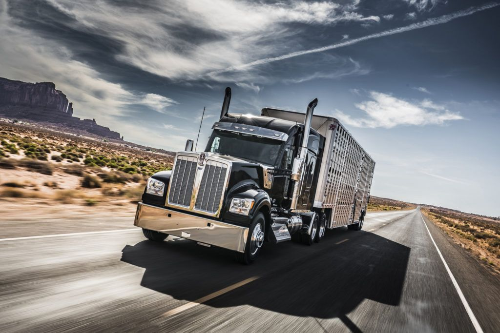 Kw News Own The Road Kenworth Launches New Long Hood