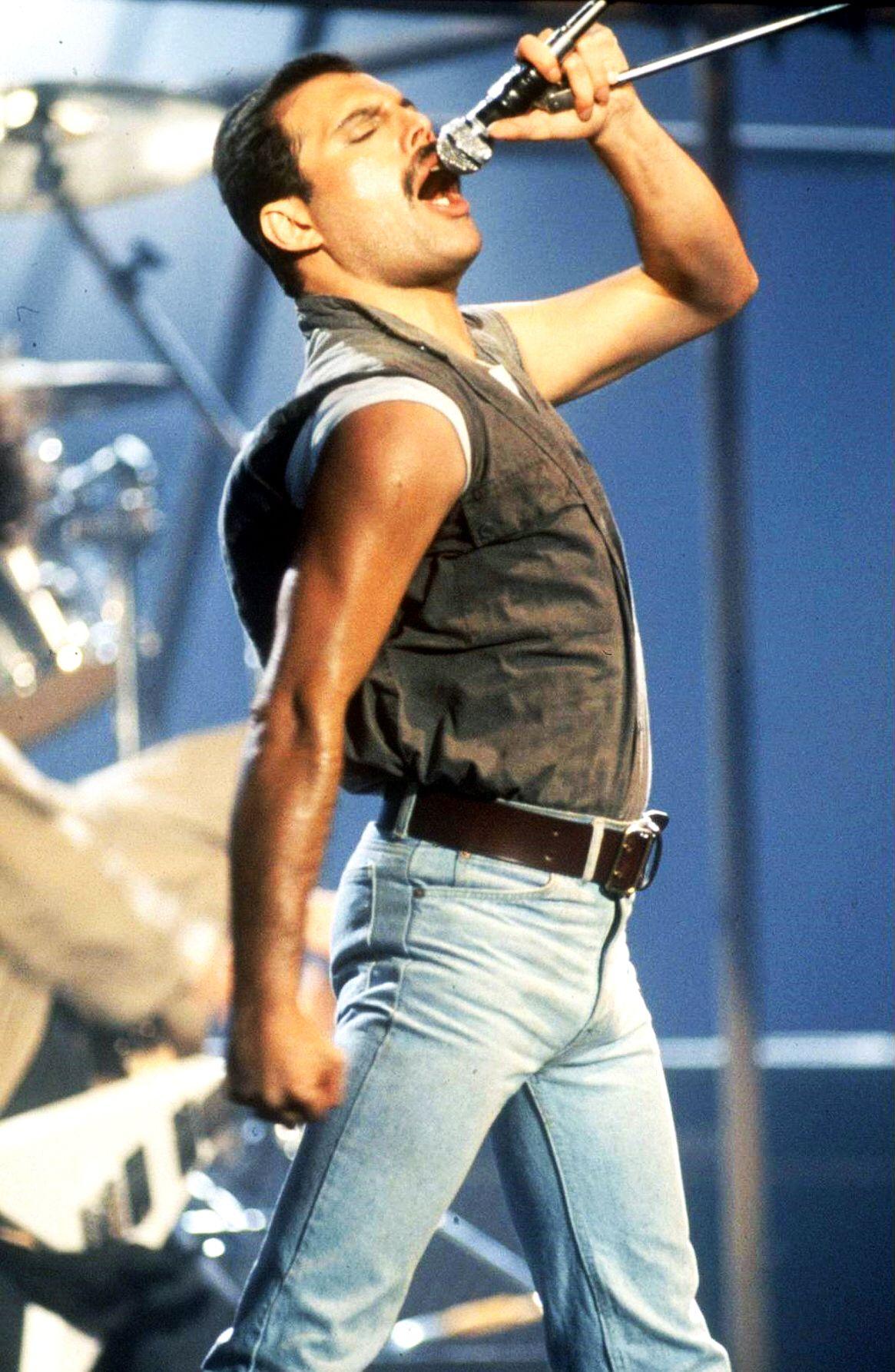 Freddie Mercury Queen Princes Of The Universe