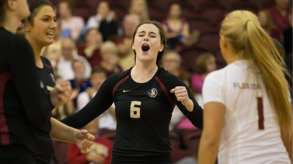 The Florida State Seminoles Women 39 S Volleyball Team Is Bringing On Five Freshmen For 2017 Women Volleyball Florida State Volleyball News