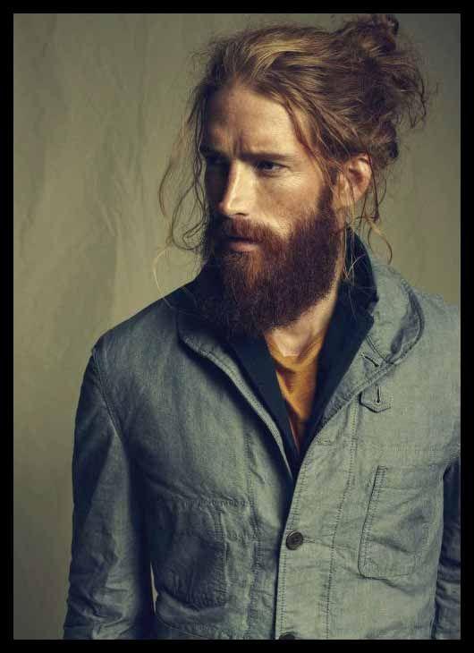 Enjoyable Man Bun Buns And Longer Hair On Pinterest Hairstyles For Men Maxibearus