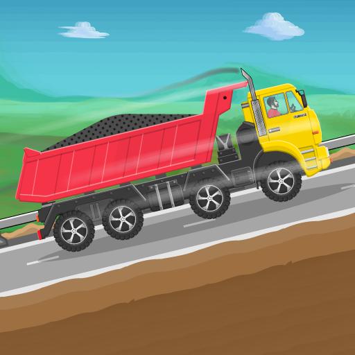 Trucker Real Wheels Simulator V1 6 7 Mod Apk Apkmod Modapk Cheats Hack Simulation Mod Wheels And Tires