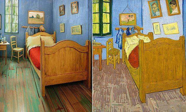 Airbnb listing offers room IDENTICAL to famous 1888 Van Gogh ...