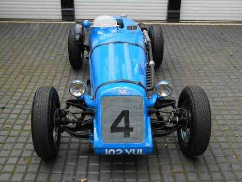 Delage Grand Prix Road Racer For Sale 1927 Bleu De France