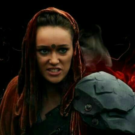 The 100 Staffel 5 Lexa