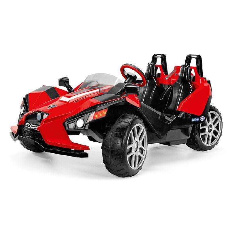 Peg Perego Polaris Slingshot Battery Powered Riding Toy