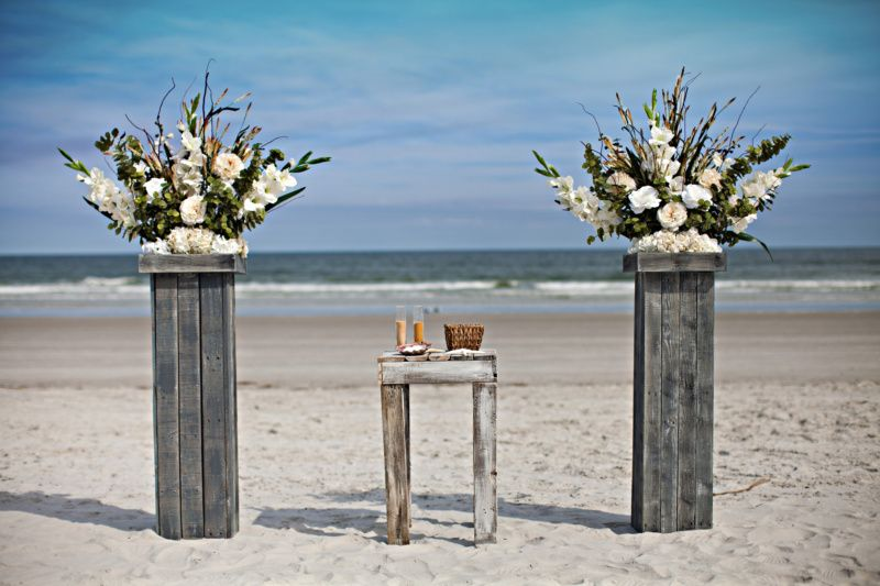 Wedding Ceremony Packages: Florida Beach Ceremony Packages By Sun And Sea Beach