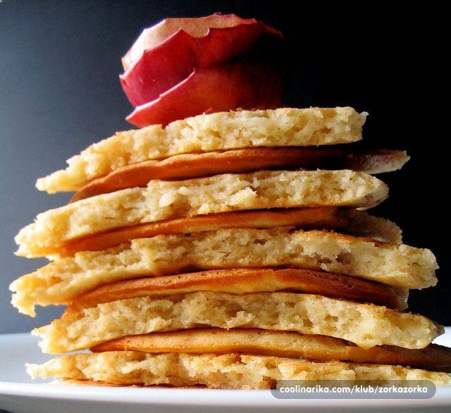 Penasti palacinci sa jabukama i cimetom