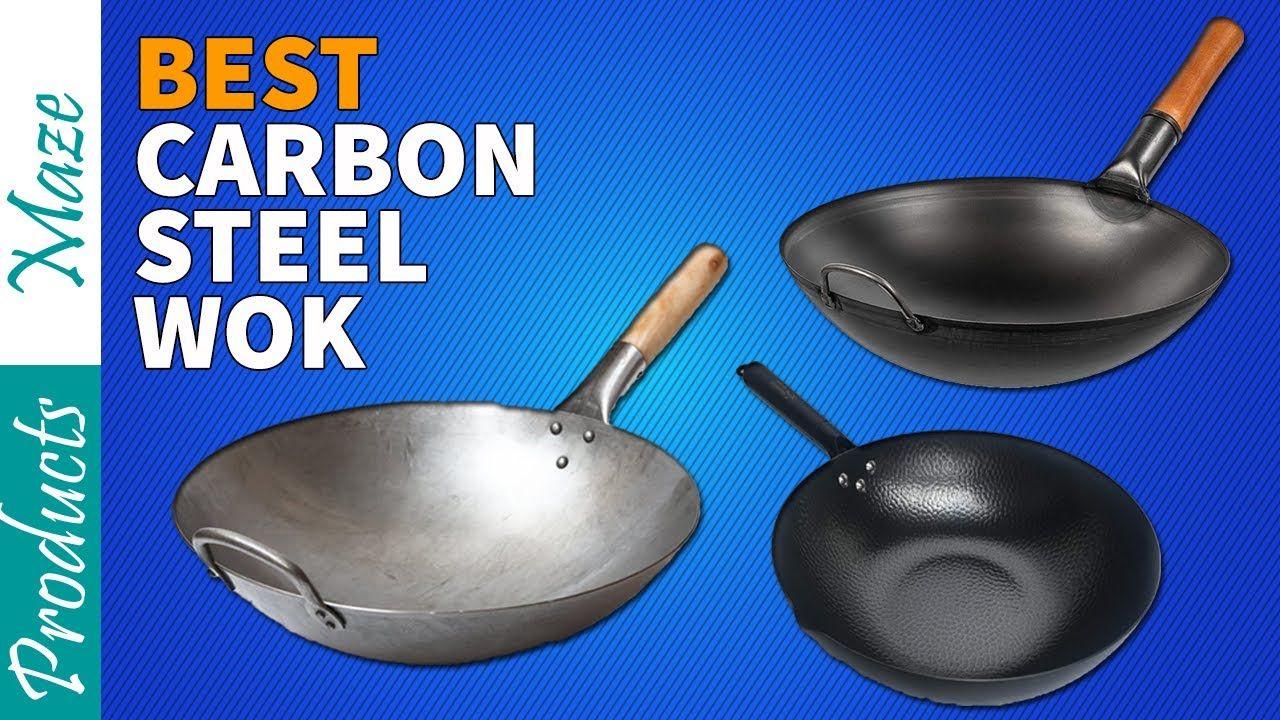 5 Best Carbon Steel Woks Reviewed In 2020 Top Rated Carbon Steel Woks Carbon Steel Wok Wok Carbon Steel