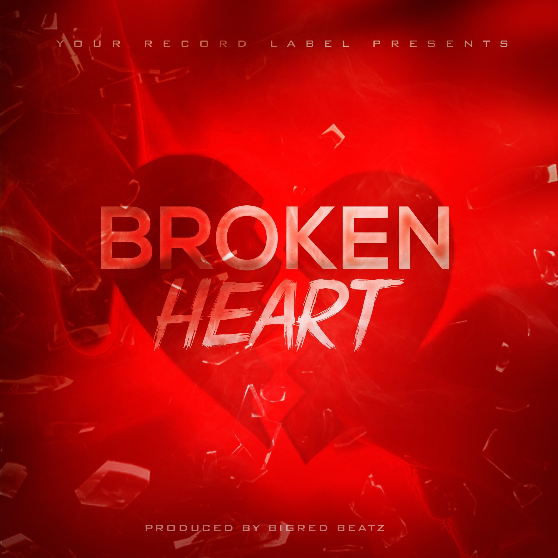 Broken Hearts in 2020 Album covers, Album cover design