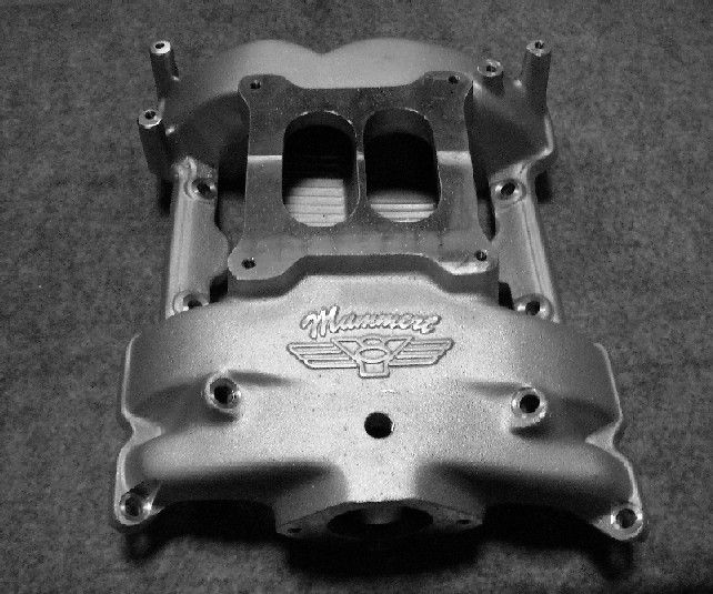 4 Barrel Intake Manifolds For Y Block F 100 Hot Rods