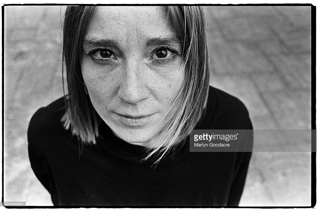 Nachrichtenfoto : Portrait of Beth Gibbons of Portishead, United...
