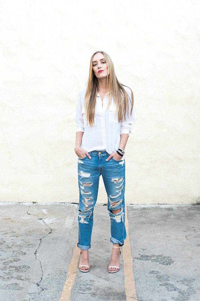 86fa1bddb72b7 Current/Elliott Rigid Fling Jeans on