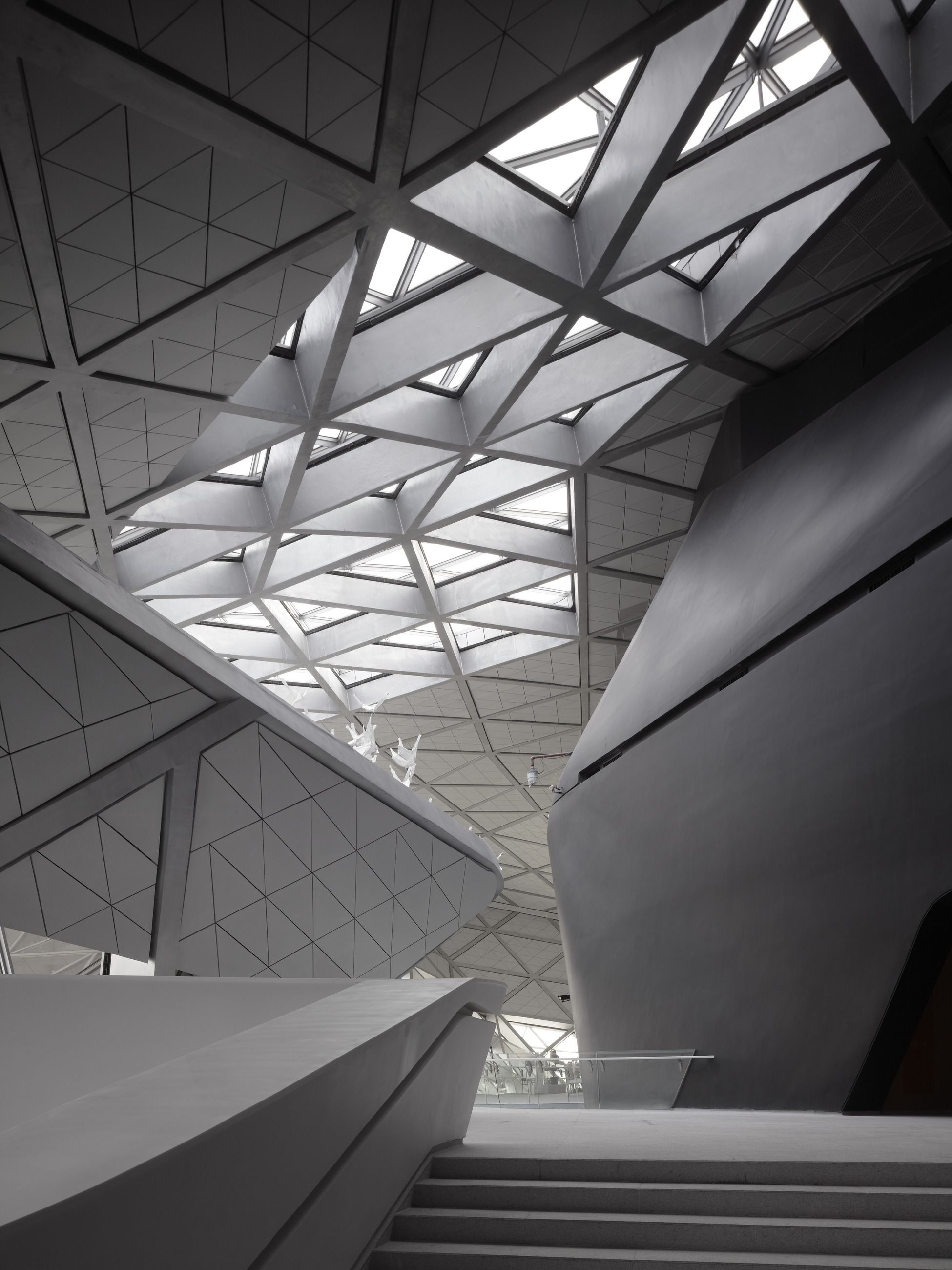 Archello zaha hadid architects pinterest for Interior design zaha hadid