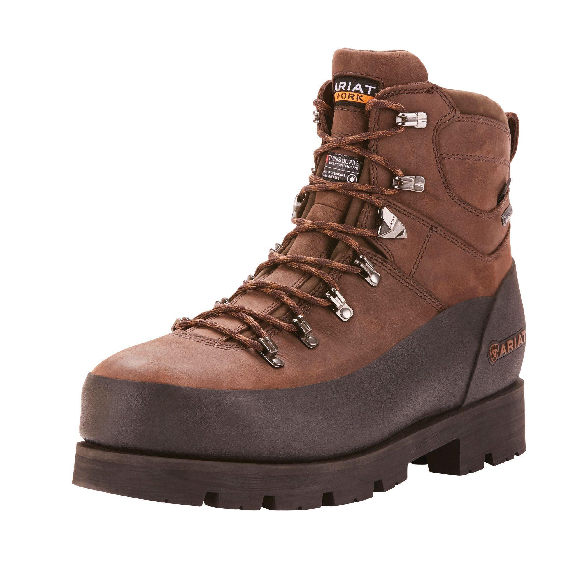 Linesman Ridge 6 Gore Tex 400g Composite Toe Work Boot Composite Toe Work Boots Boots Work Boots